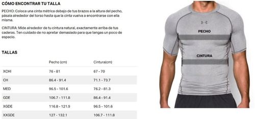 under armour tactical tech militar playera ultra compresion