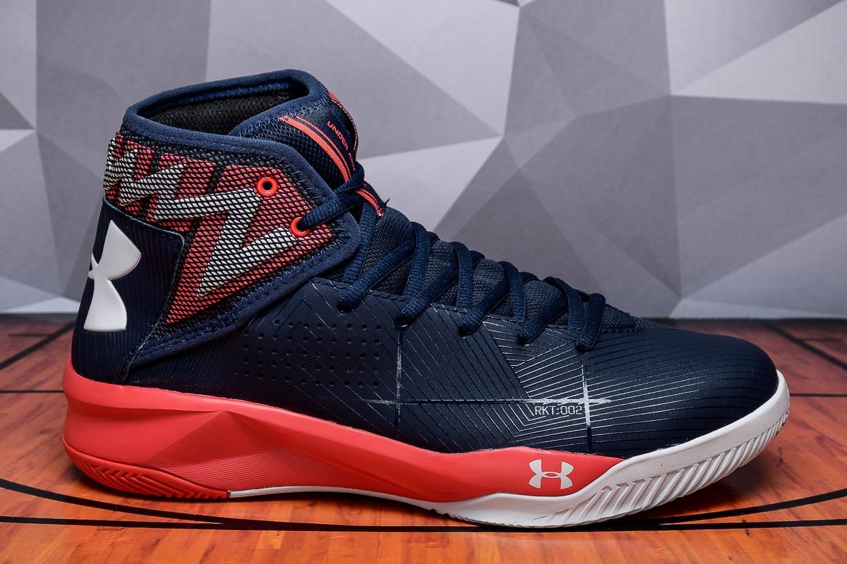 buy online 6837c ad48c Under Armour Ua Rocket 2 Zapatillas De Basketball