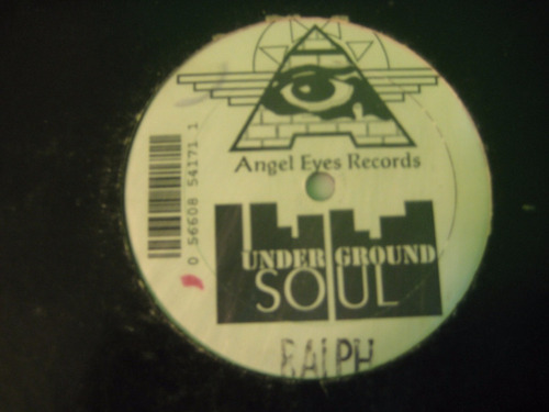 underground soul - let the rhythm get you - vinilo maxi