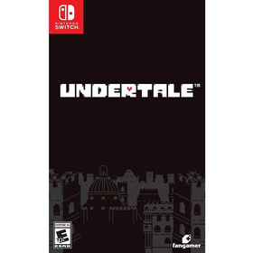 Undertale Nintendo Switch Digital 16 Digitos Eshop