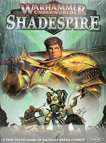 underworlds de warhammer: shadespire games workshop aos