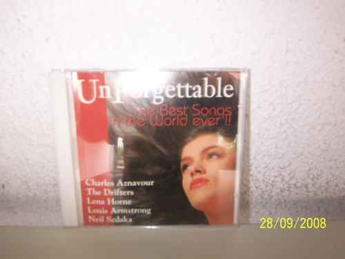 unforgettable - the best songs in the world ever - nuevo