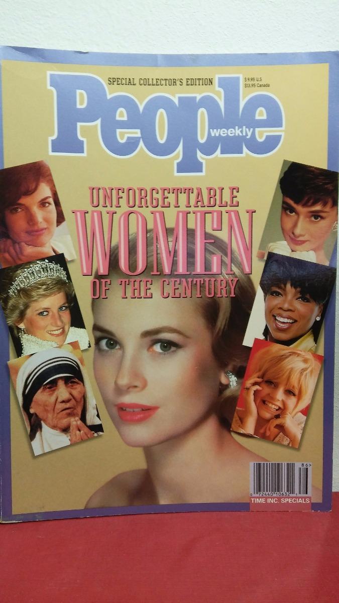 unforgettable women of the century revista people usa. Cargando zoom.