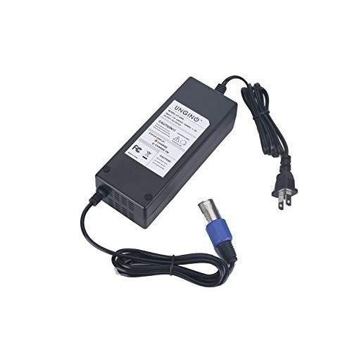 ungino 24v 4a 96w xlr cargador de batería para activecare...