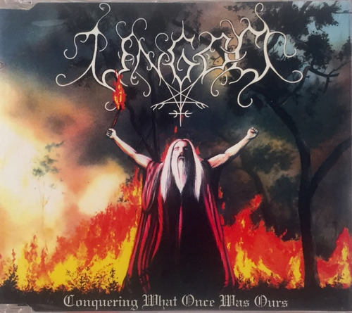 ungod - conquering what once was ours - cd importado lacrado