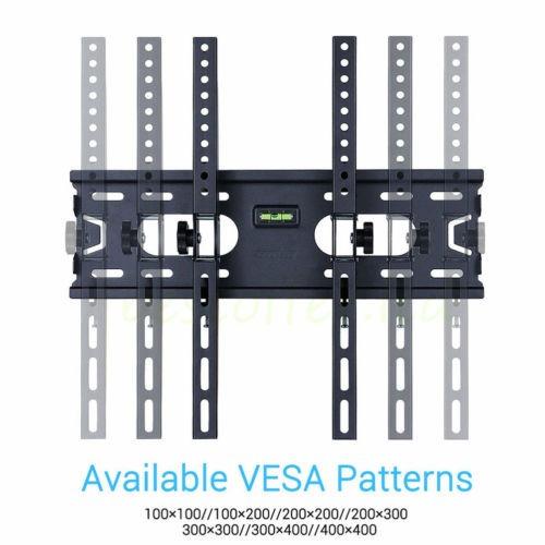 unho pared montaje tv soporte fijo de 32 a 50 pulgadas led