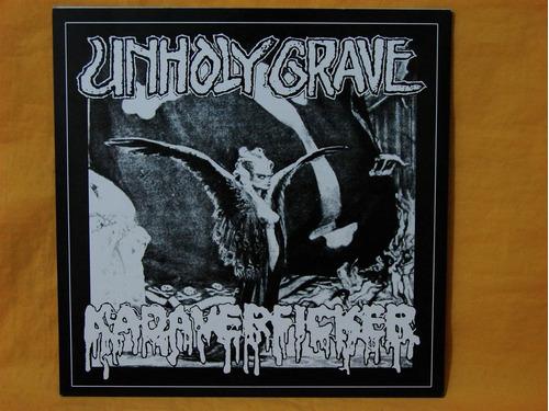 unholy grave  kadaverficker 7 e.p.