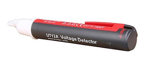 uni-t detector de voltaje inductivo ut12a indicación led