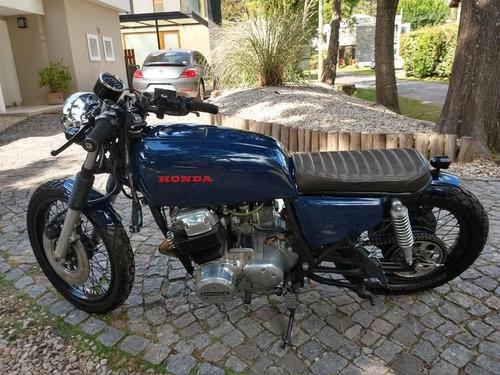 unica cb750 four super sport cafe racer 1977