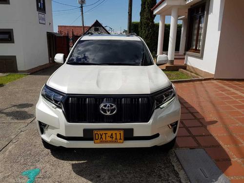 unica en colombia toyota txl 2 mod 2019 diesel 3000