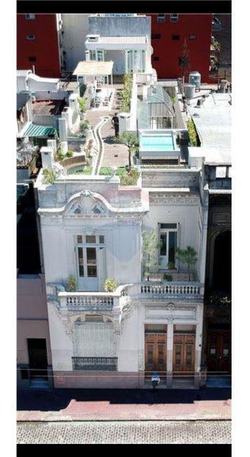 única! venta casa, 3 patios, restaurada.san telmo