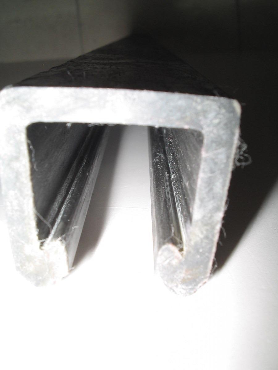 Unicanal de poliester fibra de vidrio pultrusion perfiles - Tubos fibra de vidrio ...