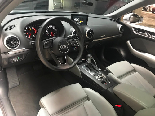 **único! audi a3 coupe  3p turbo 1.2l 110 hp modelo 2017**