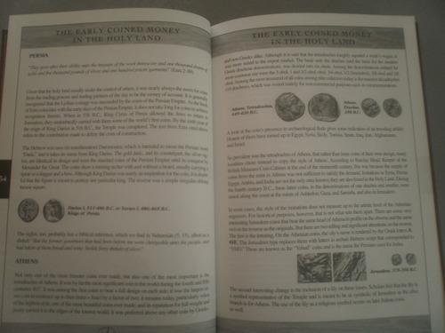 unico! catologo de monedas de la biblia 110 pag. ilustrado