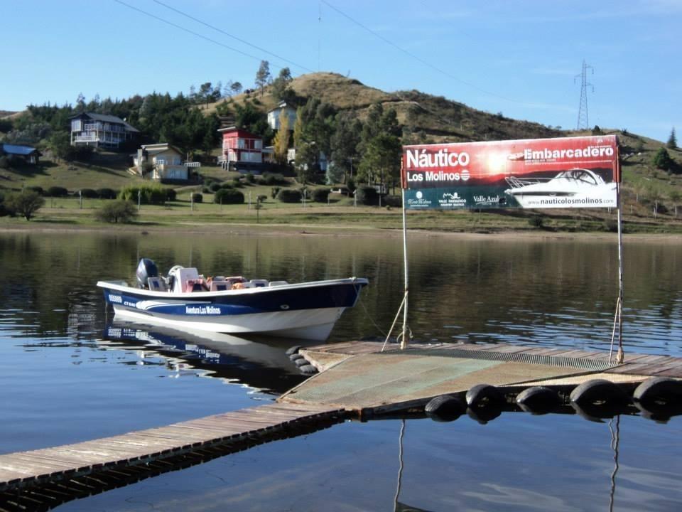 unico! departamento en el lago los molinos!!!