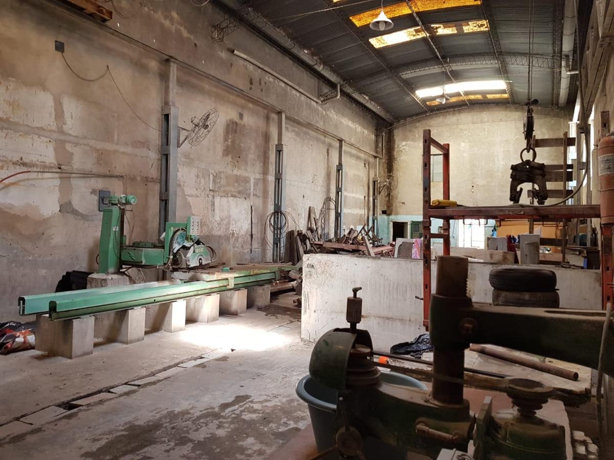 unico - depósito industrial y local comercial polo gastronóm