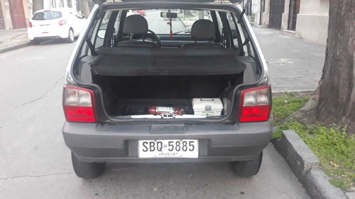 unico dueño - fiat uno way 2013 - 5 puertas - nafta - a/a -