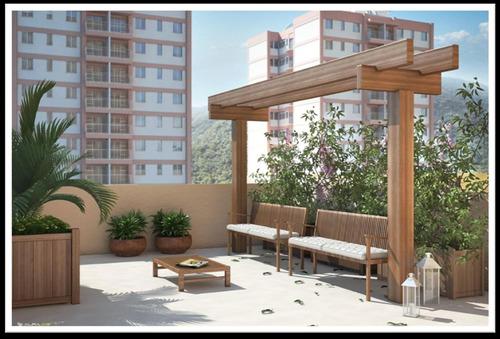 unico engenho novo - apartamento 2 quartos