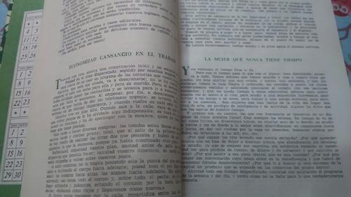 único guía del ama de casa 1954 vintage tapas duras