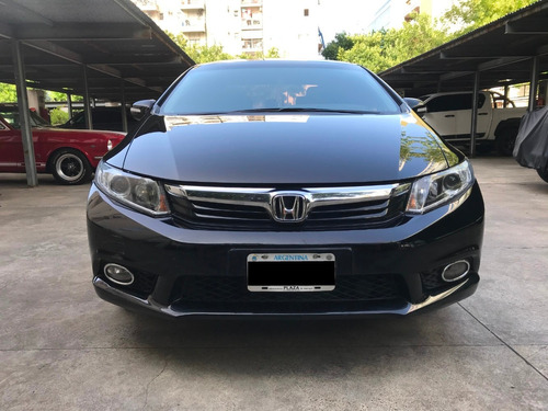 unico honda civic exs at 2013 55.000km oportunidad vendo ya!