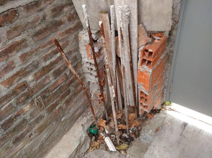 único lote de 8.66 x 60 mts, ramos mejía