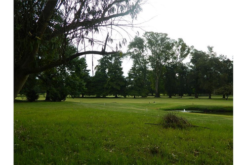 unico lote libre al golf en highland