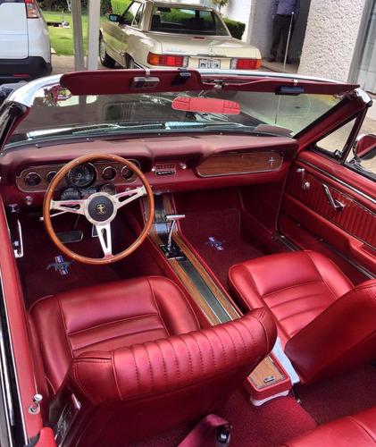 unico!! mustang convertible 1965