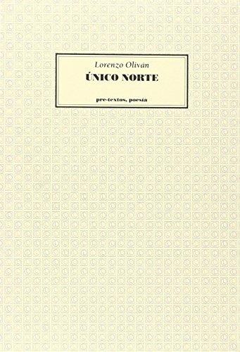 único norte (poesía); lorenzo oliván envío gratis
