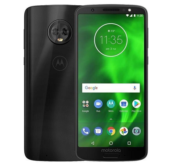 Resultado de imagen para Motorola Moto G6 Plus 64 GB-Azul