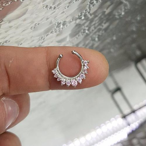 único piercing septun falso s. rosa  piercing argentina ®