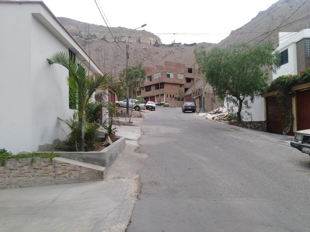 unico propietario vende terreno saneado santiago de surco