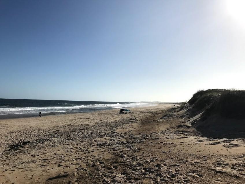 único terreno en la juanita. primera línea de mar increíble!