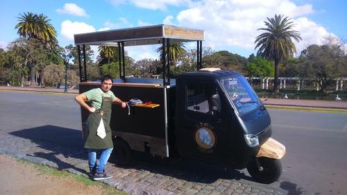 unico triciclo foodtruck