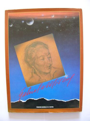 unico y gran catalogo de gabriela mistral año 1989 escaso