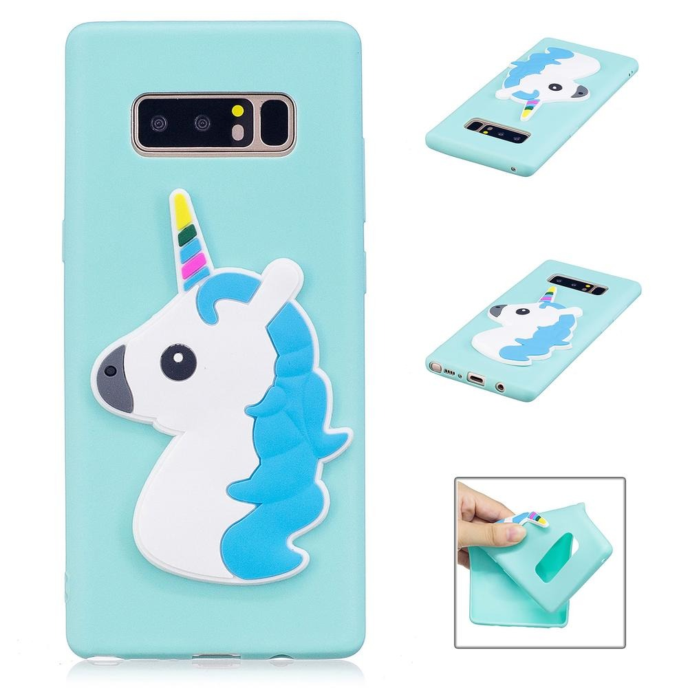 Unicorn Dibujos Animados Comida Kawaii Cute Teléfono 6695