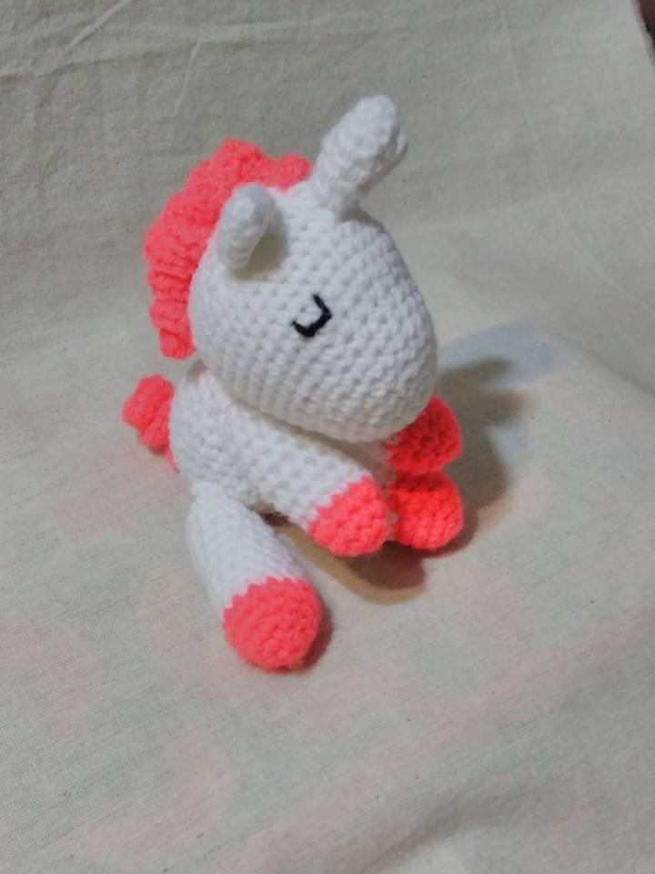 Un unicornio para soñar - patrón completo | Ganchillo.eu | 960x720