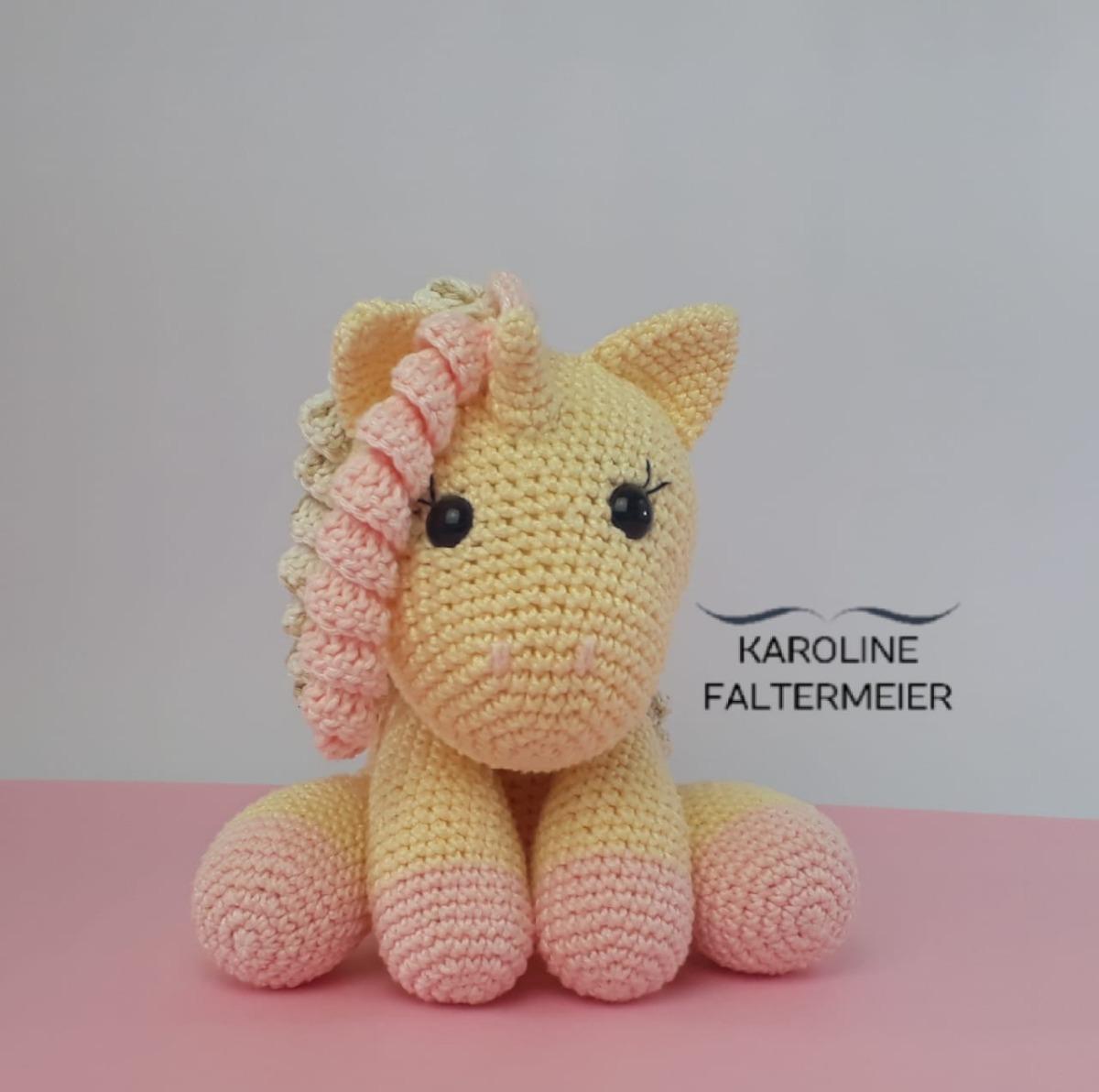 Mini ursinho amigurumi no Elo7 | Migus Crochet (983289) | 1192x1200