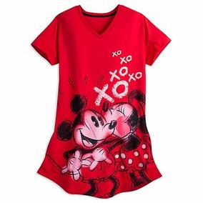 1de181305232f9 Unicornio Camisola Disney Store Feminino Gg Minnie Or Pijama