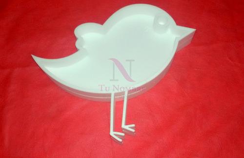 unicornio figuras huecas 20 cm polyfan candy bar formas caba
