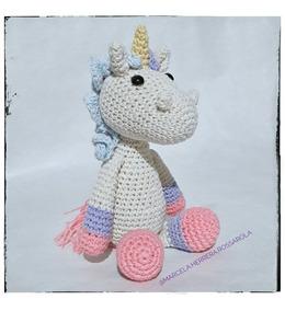 Unicorn Amigurumi crochet - YouTube | 284x260
