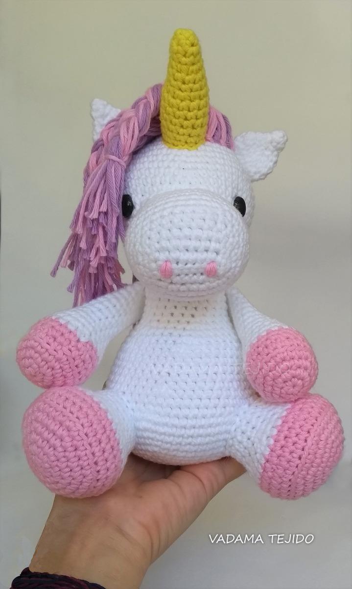 Patrón de crochet / Amigurumi Muñeca Unicornio Candy y Mint | Etsy | 1200x719
