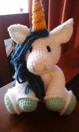 unicornio niño