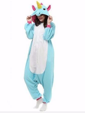 unicórnio pijama macacão unicornio kigurumi pikachu brasil