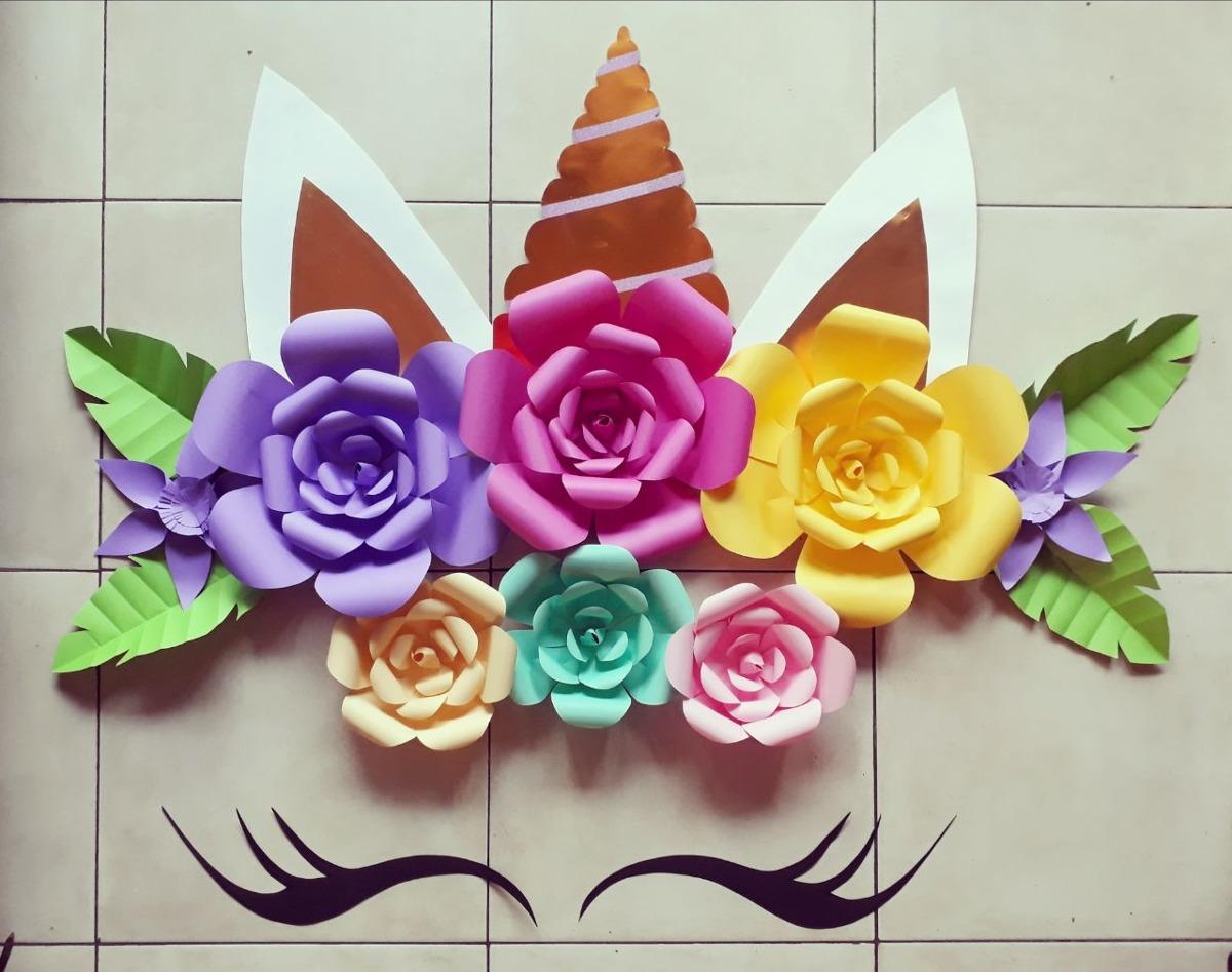 Bonito Como Hacer Flores De Papel Bandera Ideas de Decoracin de