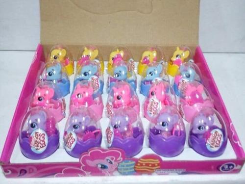 unicornio sorpresas para fiesta huevitos