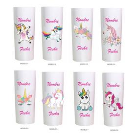 Unicornios  Vasos Personalizados !!