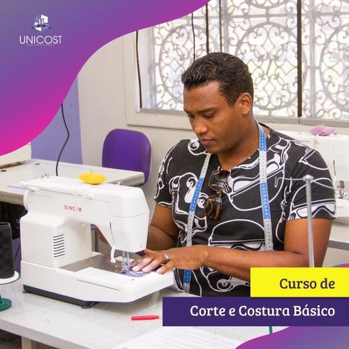unicost - cursos de costura e moda