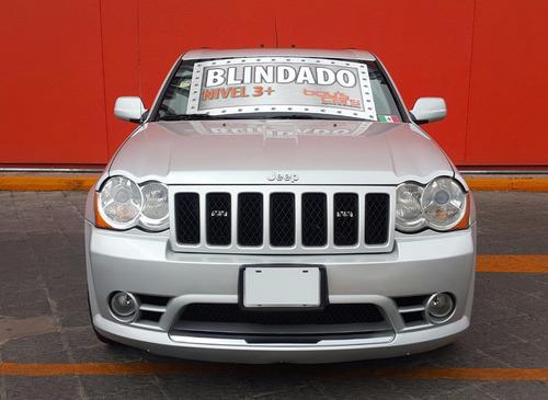 unidad blindada jeep grand cherokee 2009 blindada nivel3plus