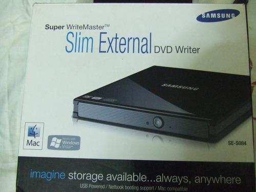unidad cd/dvd externa