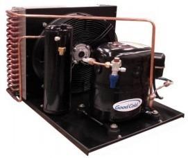 unidad condensadora 2 hp motor camara frigorifica